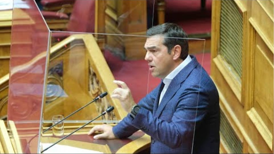 Ομιλία στη Βουλή για την ποιότητα της Δημοκρατίας και του δημοσίου διαλόγου