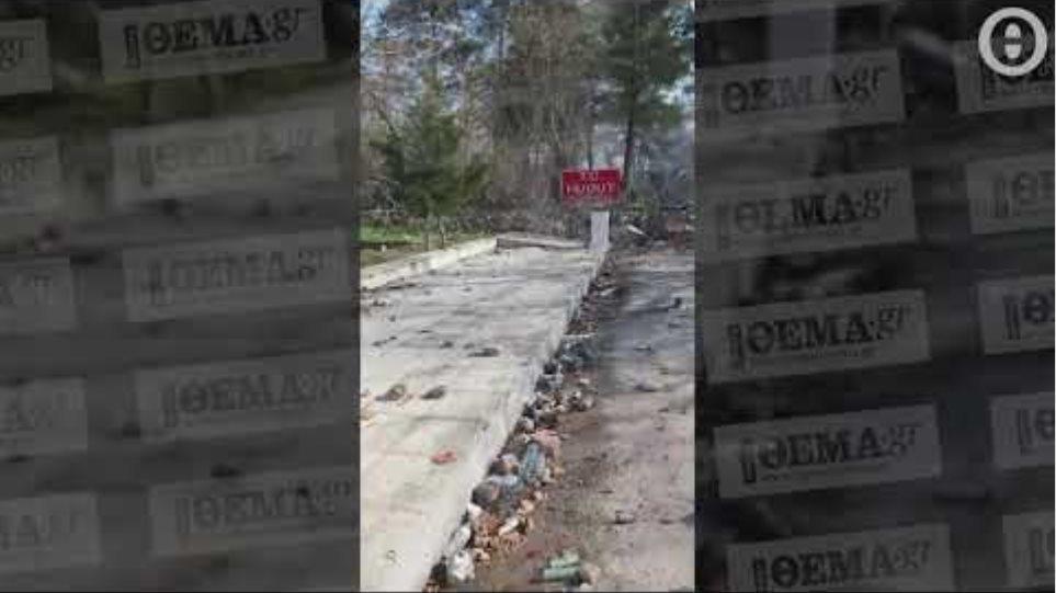 Βίντεο από Καστανιές