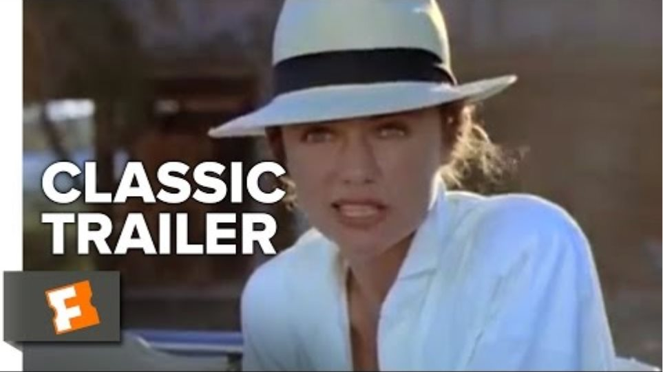 Wild Orchid Official Trailer #1 - Mickey Rourke Movie (1989) Movie HD