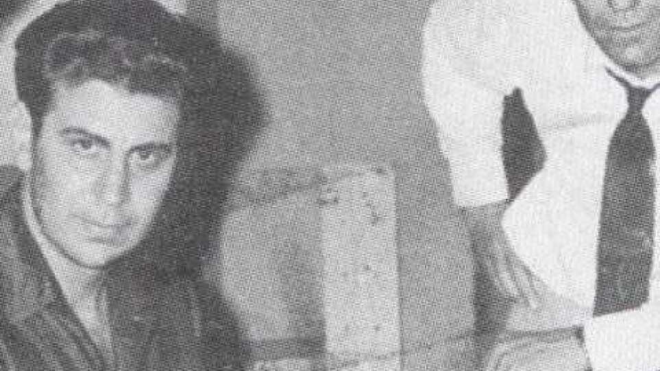 """Γ. Μπιθικώτσης Μ. Θεοδωράκης - """"το παλικάρι"""""""