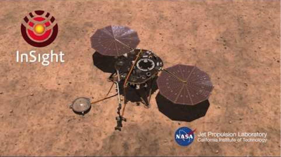 NASA Mars InSight Overview