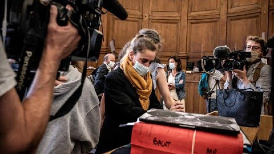Affaire Valérie Bacot, jugée pour avoir tué son mari violent