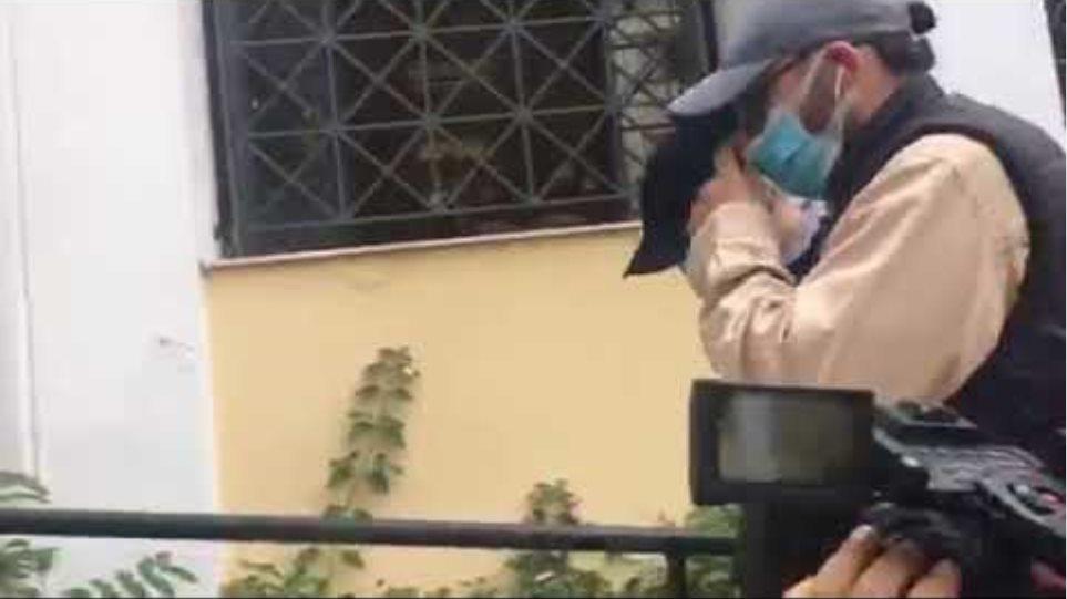 Βίντεο Άφιξη ψευτογιατρού στηνΕυελπίδων