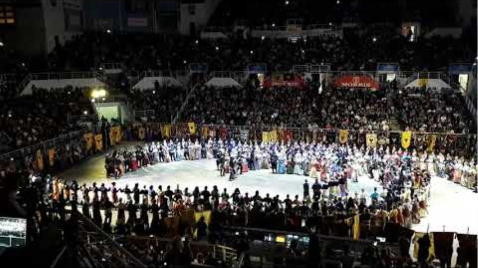 Thestival.gr Ποντιακοί χοροί Παλατάκι