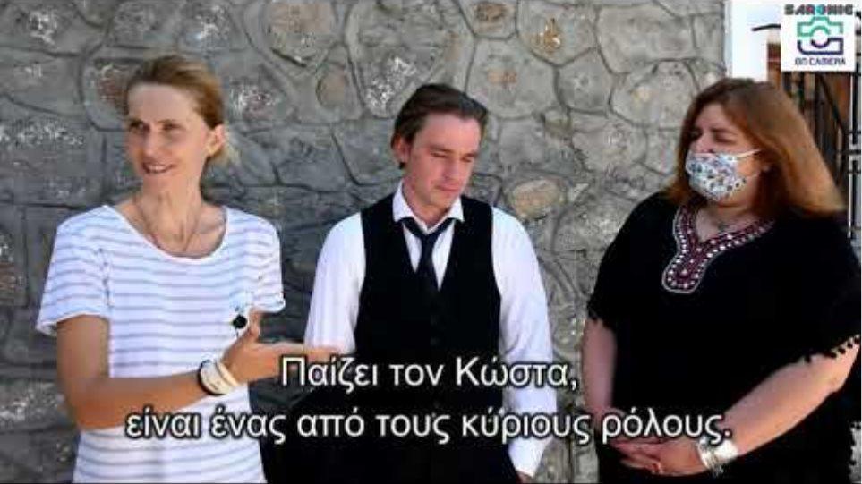 Συνέντευξη Jelena Popovic & Alexander Petrov