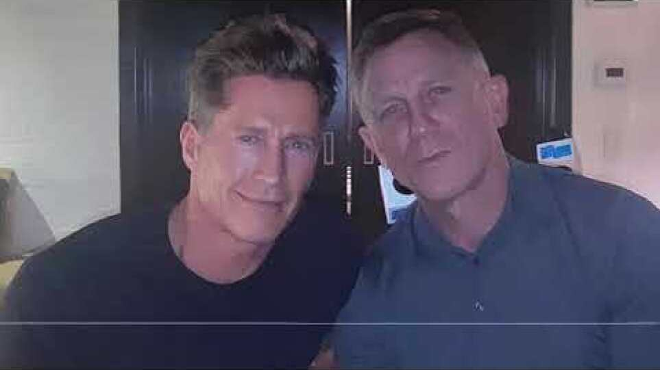 """Daniel Craig Talks About Getting """"Busted"""" for Being in a Gay Bar"""