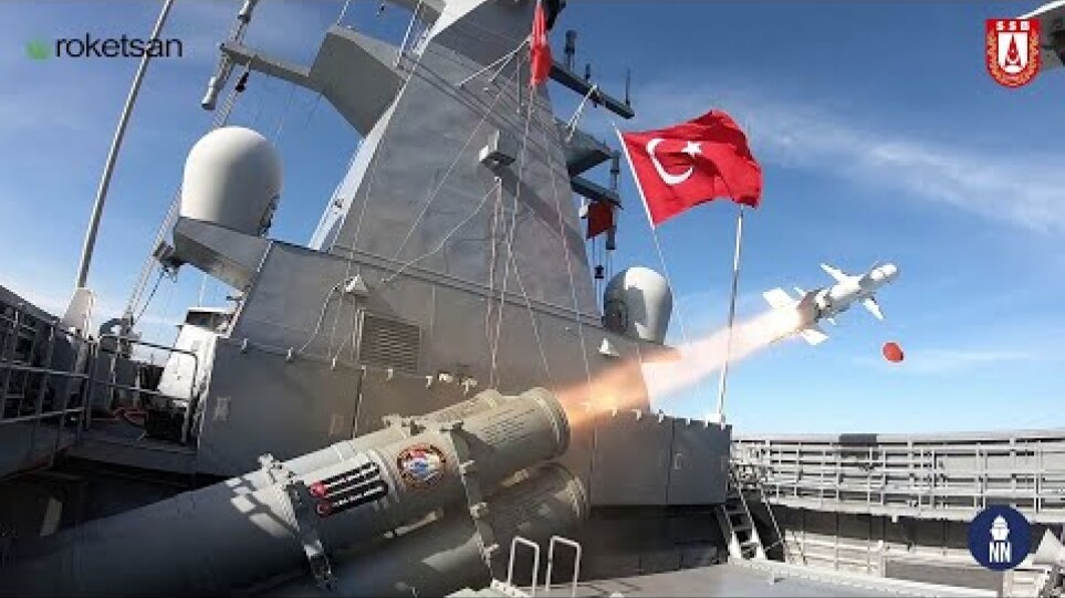 Turkey's ATMACA Anti-Ship Missile aces latest tests, achieves IOC