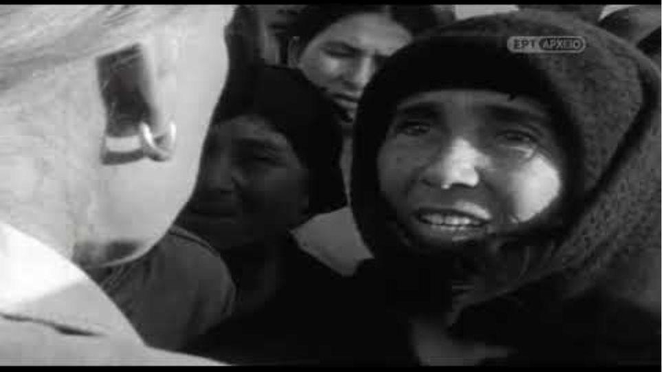 46 χρόνια από την τουρκική εισβολή στην Κύπρο - Σπάνιο ντοκουμέντο ΕΡΤ