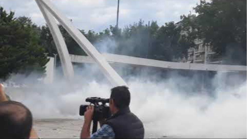 Επεισόδια στην εκδήλωση του ΣΥΡΙΖΑ - Voria.gr