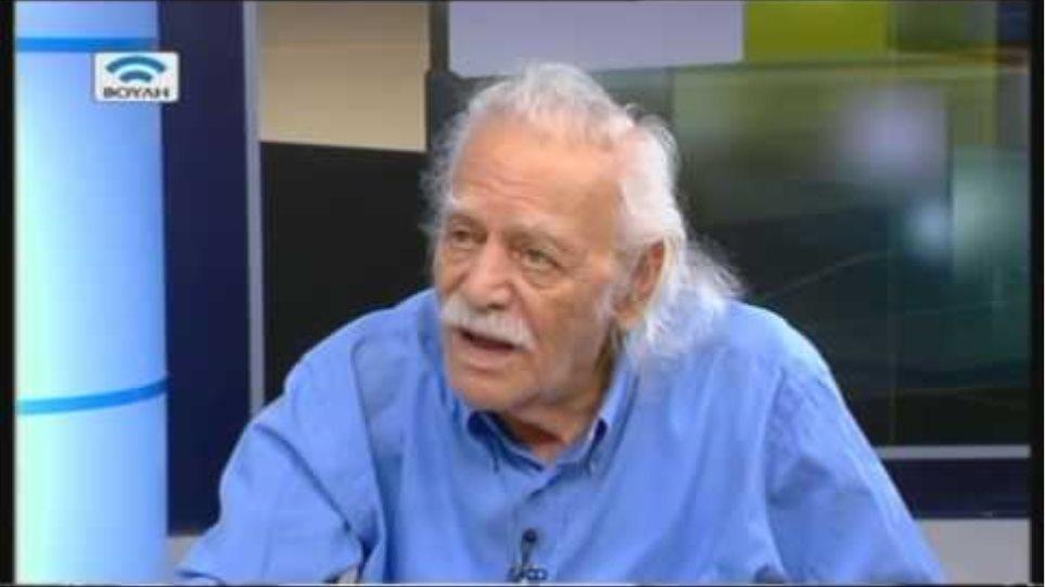 Συνάντηση: Μανώλης Γλέζος (4/10/2014)