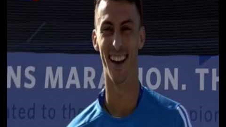 Νικητές Πανελλήνιου Πρωταθλήματος Μαραθωνίου - Απονομή μεταλλίων