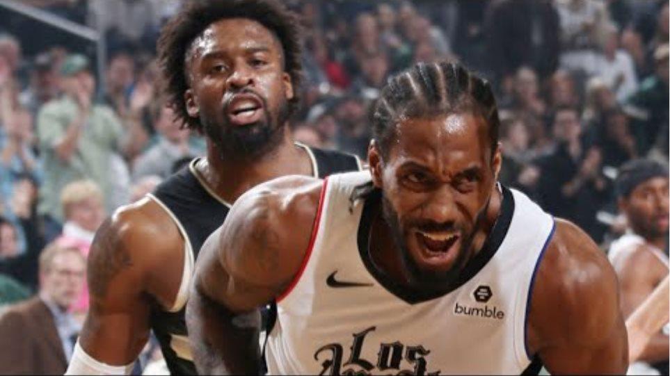LA Clippers vs Milwaukee Bucks Full Game Highlights | December 6, 2019-20 NBA Season
