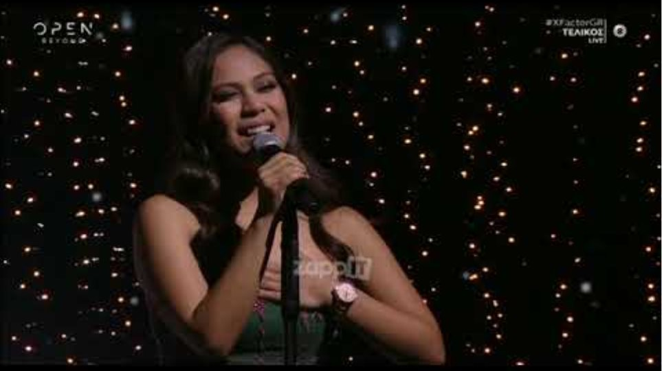 X Factor Τελικός: Η εμφάνιση των AC2 - The Prayer