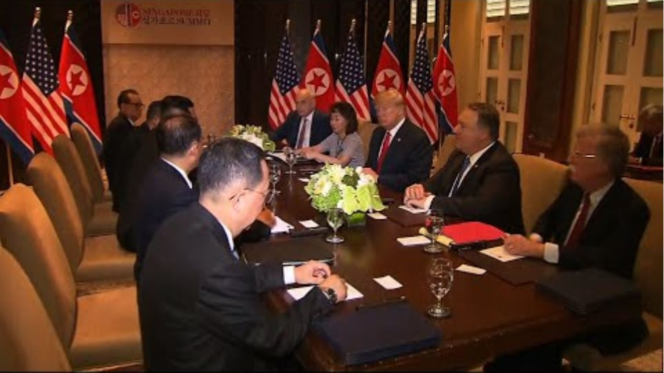 Trump at Summit: 'We Will Solve a Big Problem'
