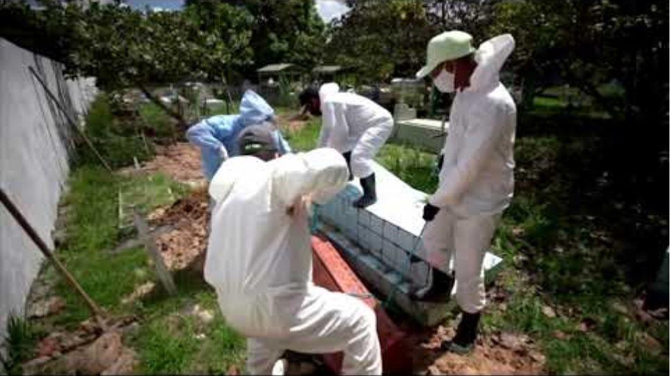 Global cases of coronavirus exceed 10 million
