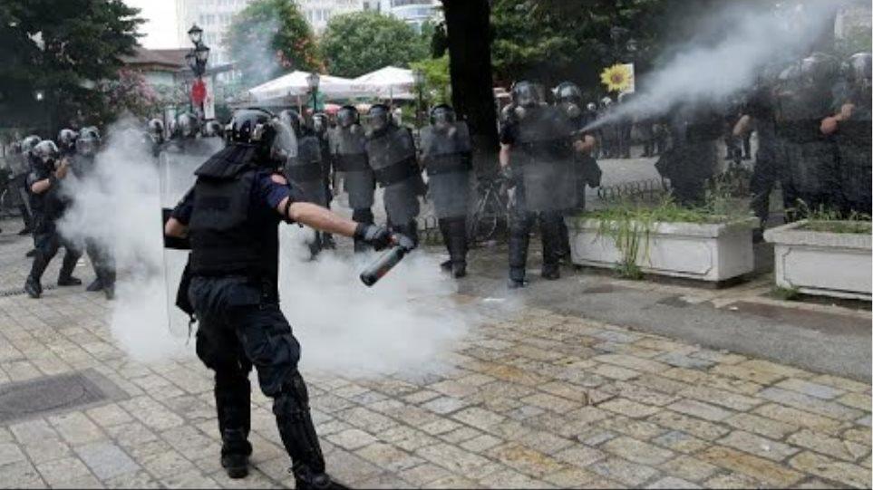 Αλβανία: Επεισόδια σε ομιλία του Έντι Ράμα