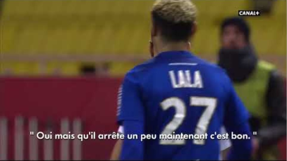 Thierry Henry insulte la grand mère de Kenny Lala (Strasbourg)