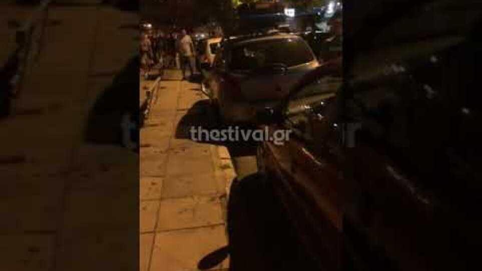 Thestival.gr Βίντεο από τη δολοφονία 24χρονου Αλγερινού στο κέντρο της Θεσσαλονίκης