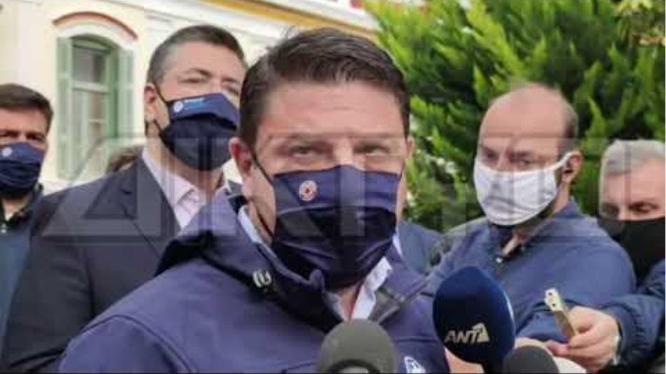 Όχι στο lockdown του Ν.Σερρων - Χαρδαλιας: Να τηρηθούν αυστηρά τα μέτρα