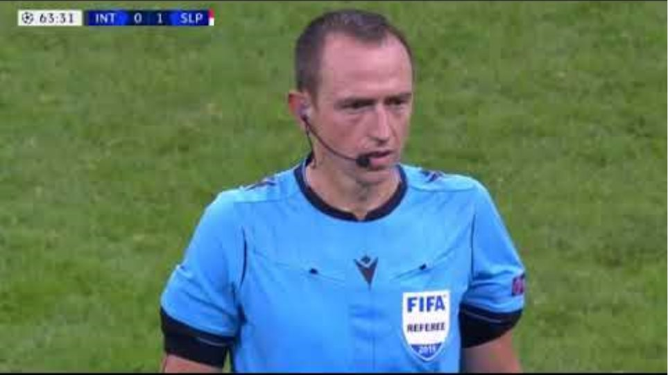 Olayinka Goal - Inter vs Slavia Praha 0-1