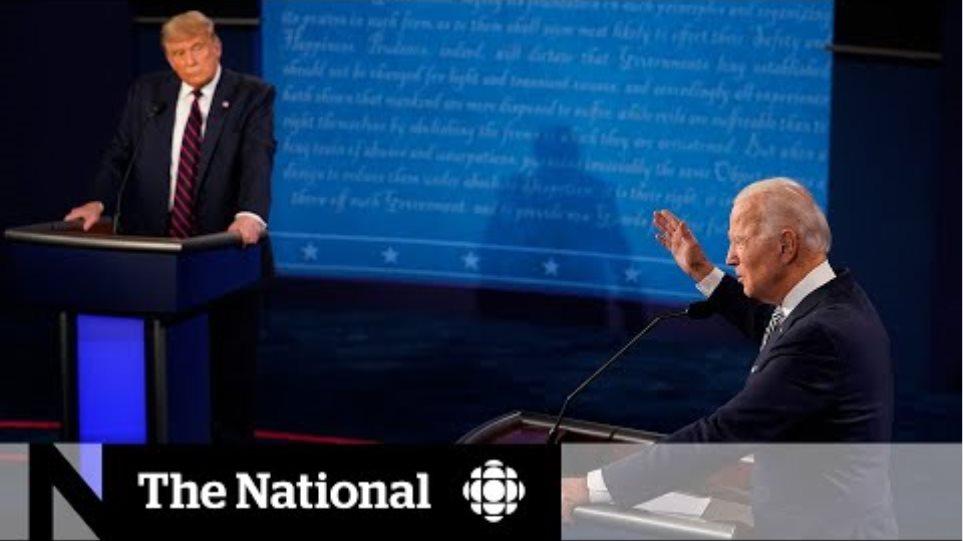 Impact of the first Trump-Biden debate | U.S. Politics Panel