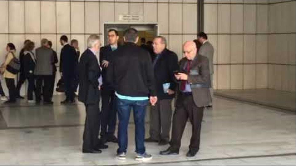Ο Τσουκάτος στο εφετείο για την δίκη της Siemens