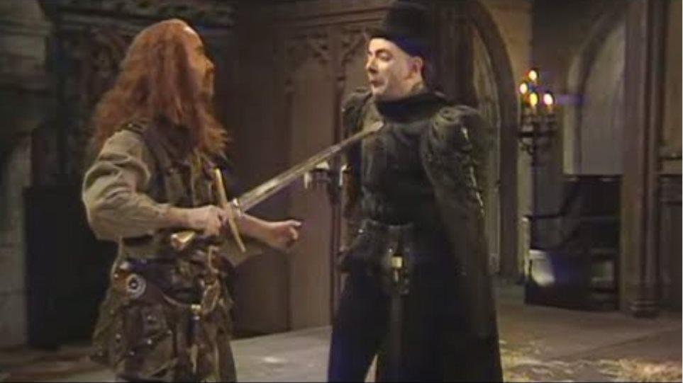 Edmund's Duel with McAngus   Blackadder   BBC Studios