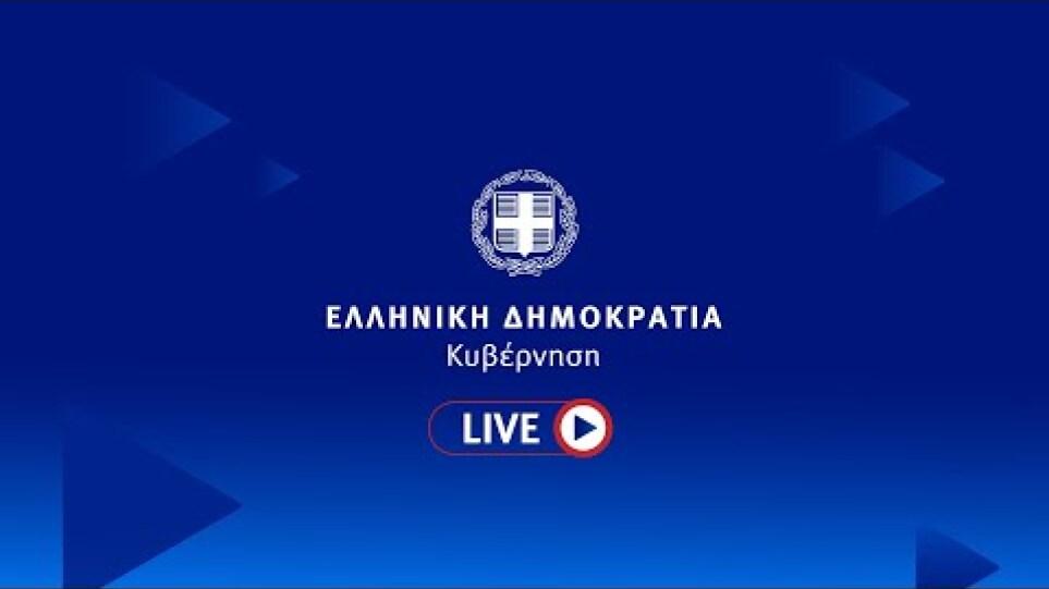 Ανακοινώσεις από τον Υπουργό Χρήστο Στυλιανίδη για την εξέλιξη της κακοκαιρίας «Μπάλλος»
