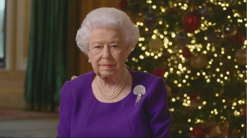 The Queen's Christmas message for 2020