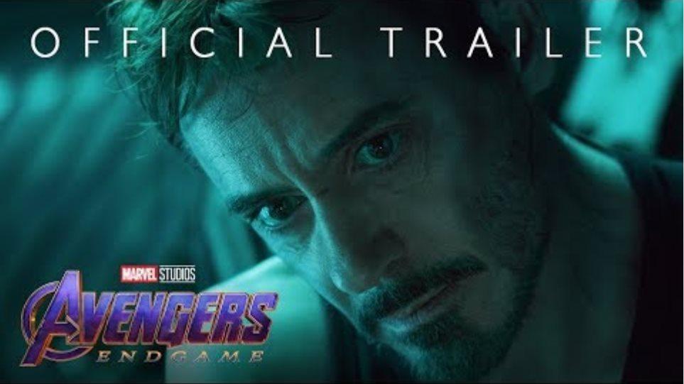 Marvel Studios` Avengers: Endgame - Official Trailer