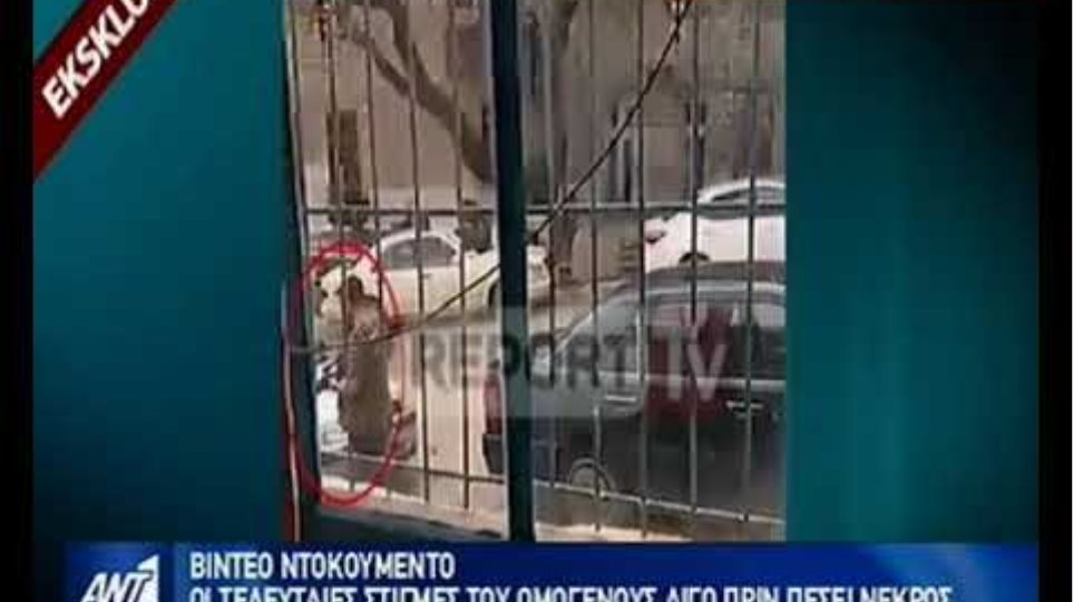 Βίντεο ντοκουμέντο Κατσίφας ΑΝΤ1