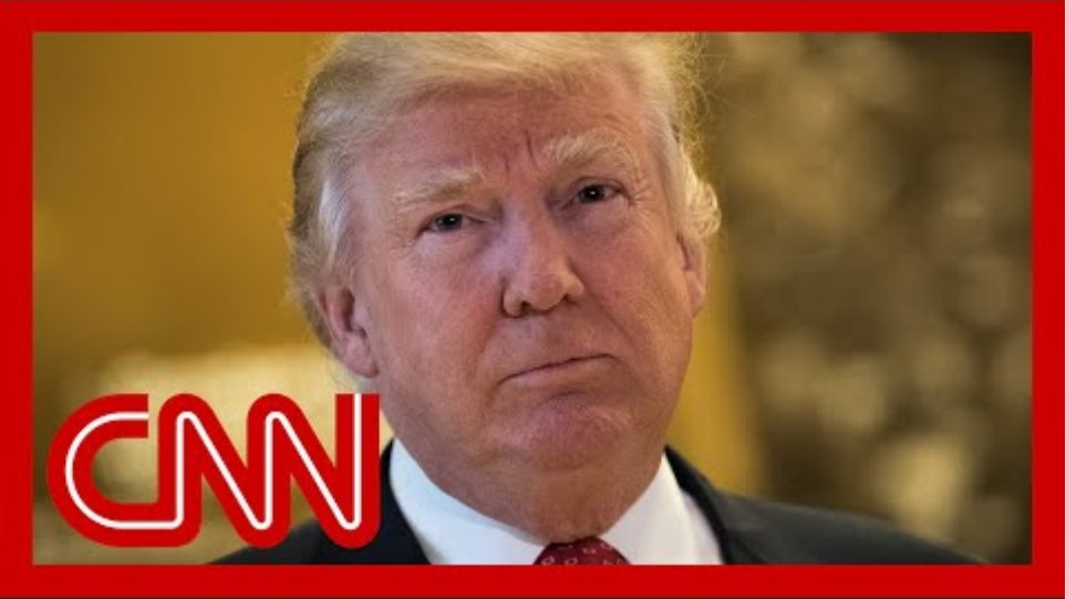 Trump may consider a pardon for himself