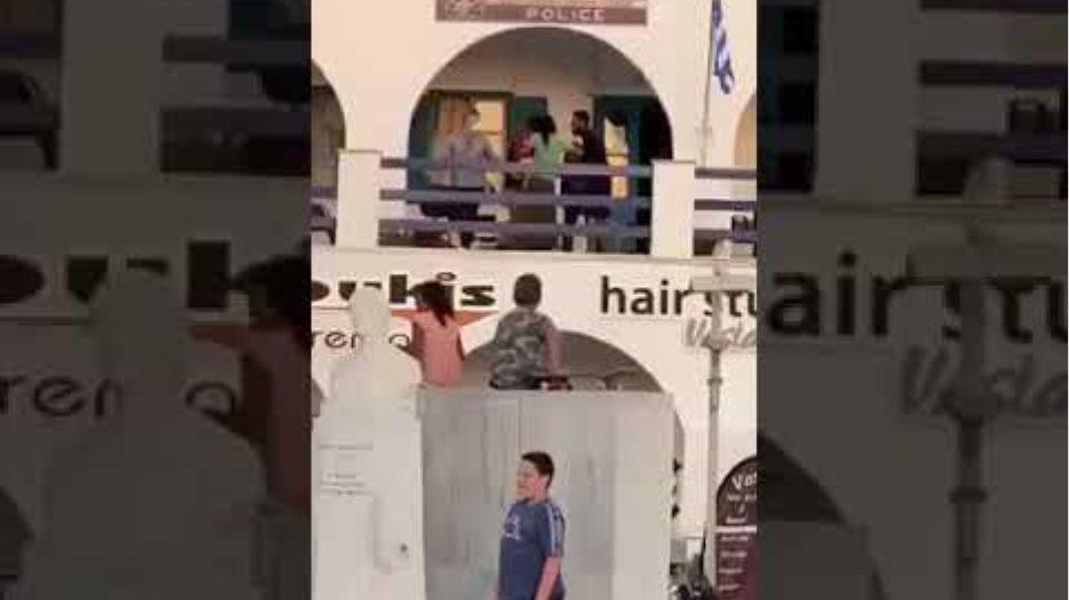Βίντεο ξυλοδαρμος αστυνομικων
