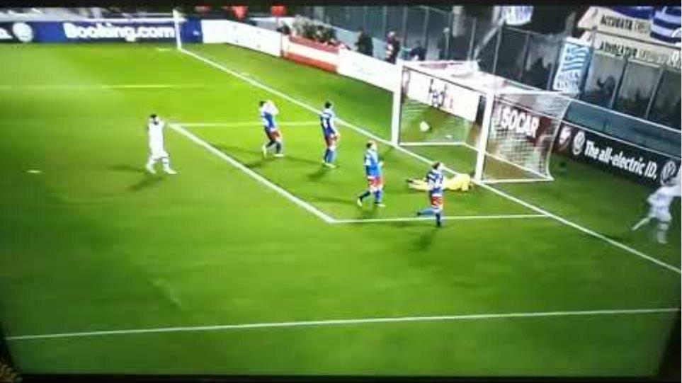 Το 2-0 από τον Δώνη στο Ελλάδα- Λιχτενστάιν