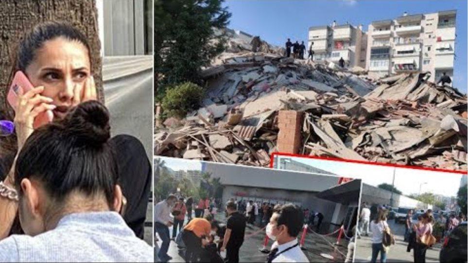 İzmir, Seferihisar'da 6.6 büyüklüğünde deprem... 20'ye yakın binada yıkım ihbarı