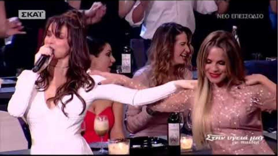 Πάολα - Ποτ πουρί - Τα καλύτερα Χορευτικά - Στην υγειά μας | GMV