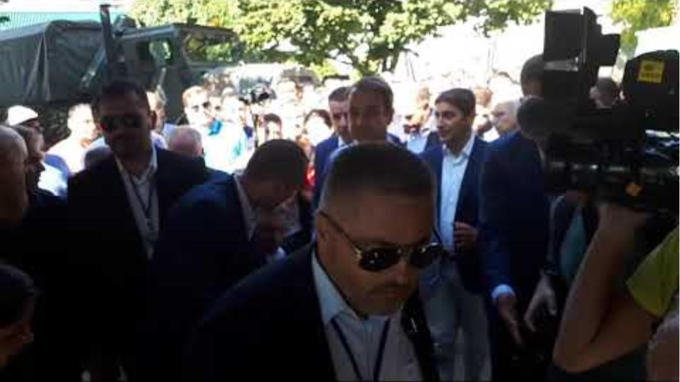 Thestival.gr Μητσοτάκης ΔΕΘ