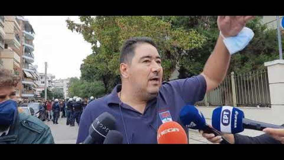 Thestival.gr Δήλωση κηδεμόνα μαθητή του ΕΠΑΛ Σταυρούπολης