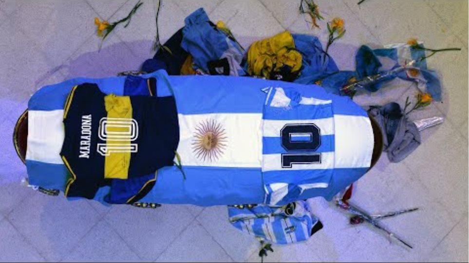 ? EN VIVO | El último adiós a Diego Maradona en Casa Rosada