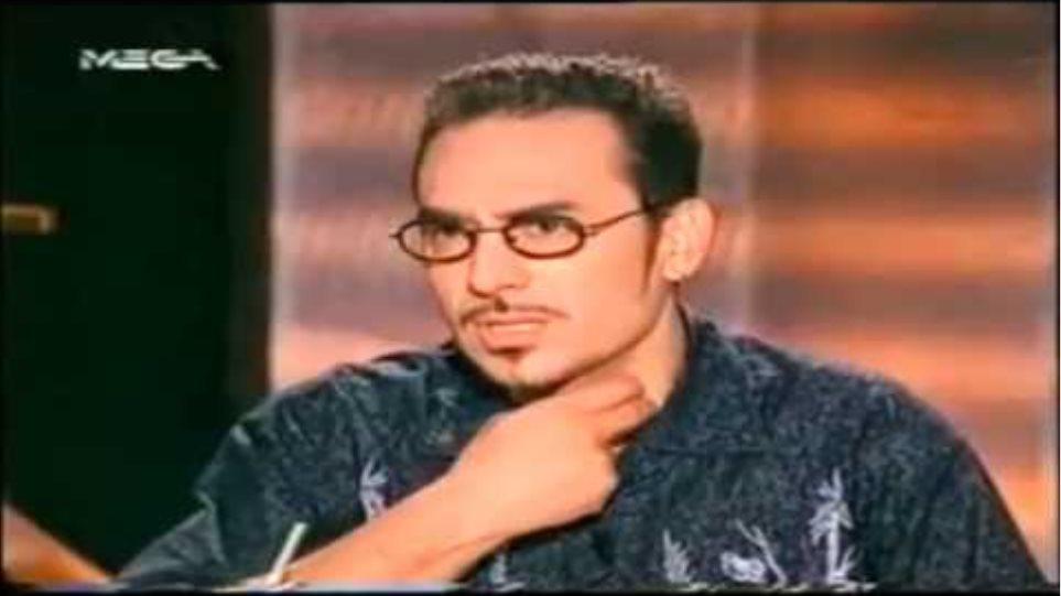 Notis Sfakianakis-Συνέντευξη στο «Ενώπιος Ενωπίω» (1999)