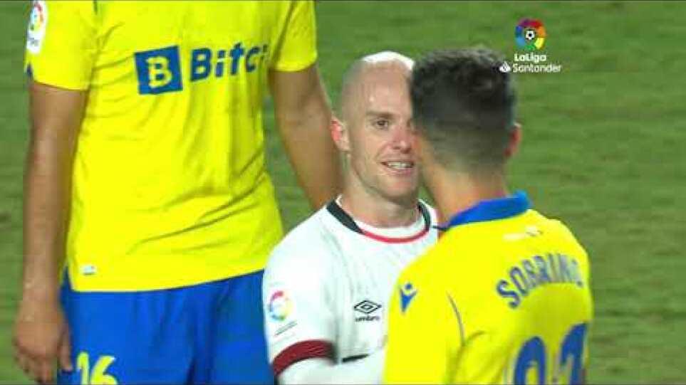 Riepilogo della partita Rayo Vallecano - Cadice (3-1)