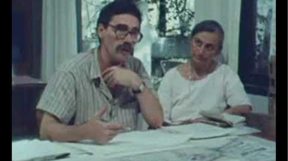 Παρασκήνιο – Δημήτρης & Σουζάνα Αντωνακάκη