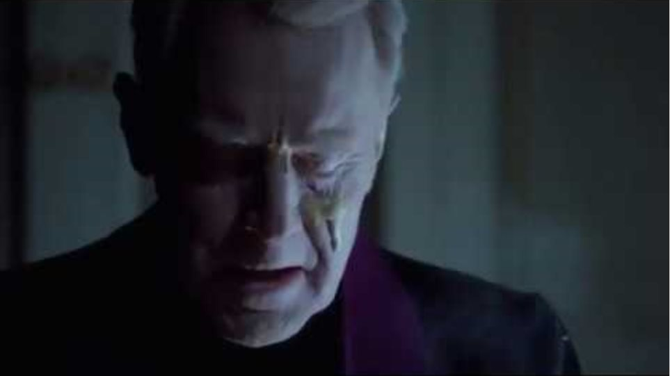 The Exorcist Scary Priest Scene