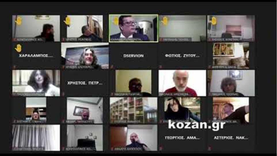 kozan.gr: Nέος μεγάλος σεισμός 5.8 συνεδρίαζε ο Δημοτικό Συμβούλιο Σερβίων
