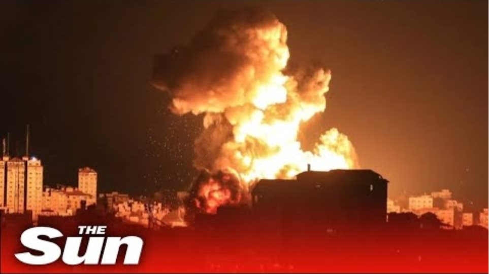 Israeli troops hit 150 Hamas targets in Gaza in 'biggest bombardment yet'