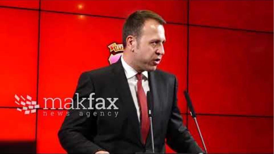 Јанушев: На пратеници им се нудеа милион евра да гласаат, тие одбија