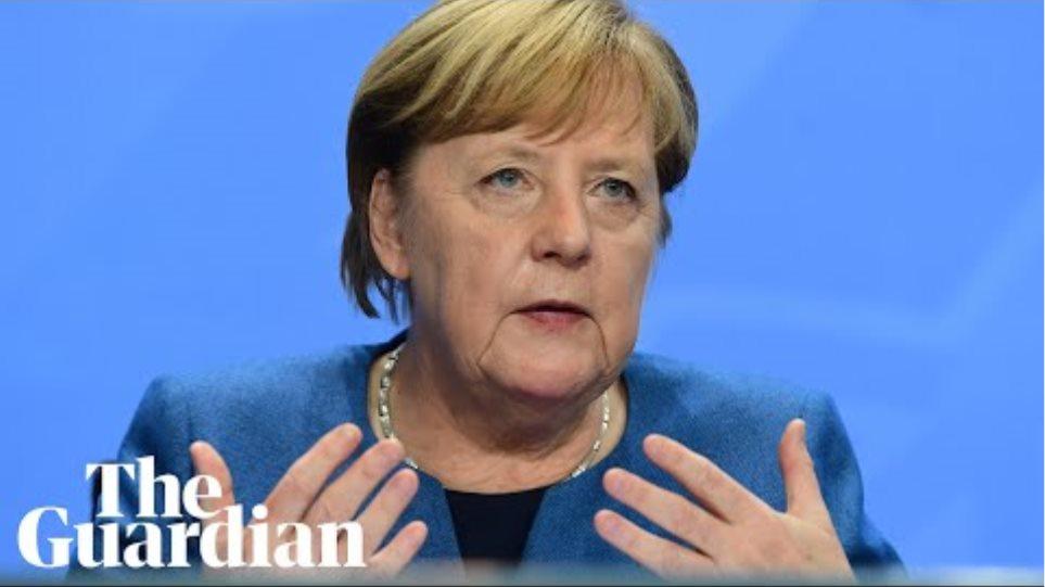 Angela Merkel outlines new coronavirus restrictions for Germany