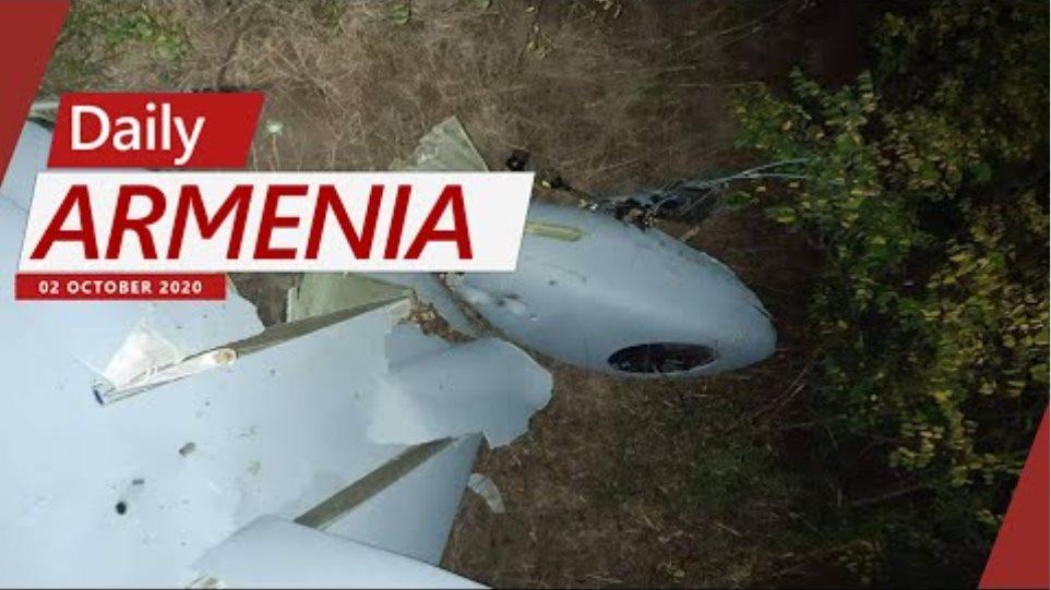 Nagorno Karabakh: The Sixth Day of the War