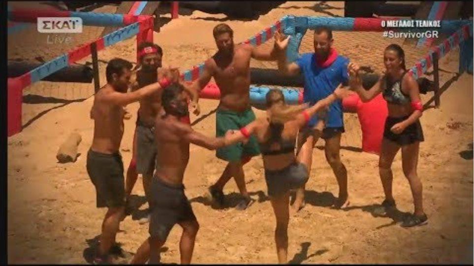 Survivor | Οι αστείες στιγμές των αγωνισμάτων | 13/07/2018