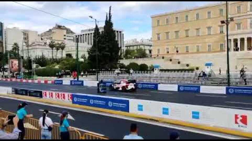 EKO Rally Acropolis
